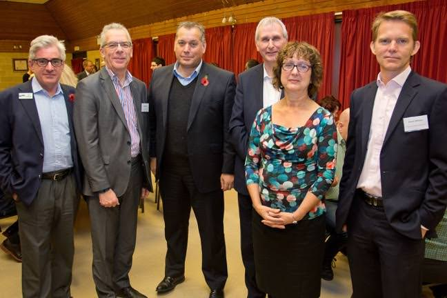 Frome Business Breakfast with MP David Warburton