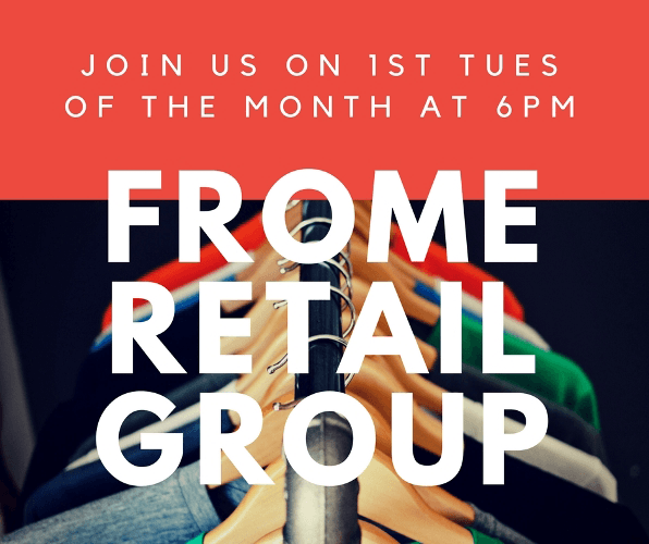 Frome Retail Group minutes for November 2017 meeting