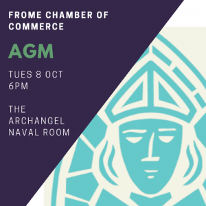 Frome Chamber AGM @ The Archangel Naval Room